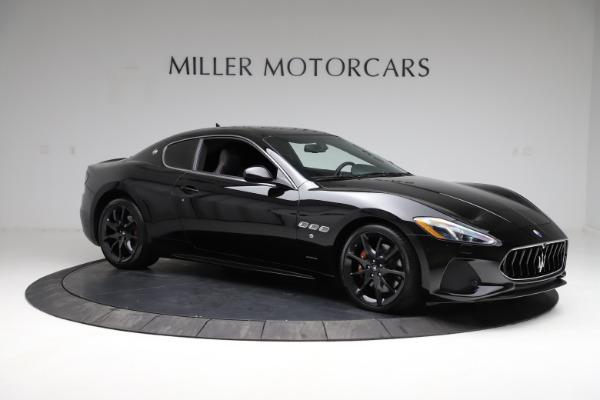 Used 2018 Maserati GranTurismo Sport for sale $99,900 at Bentley Greenwich in Greenwich CT 06830 10
