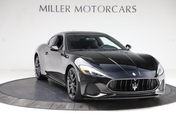 Used 2018 Maserati GranTurismo Sport for sale $99,900 at Bentley Greenwich in Greenwich CT 06830 11