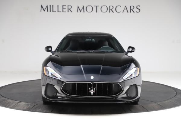 Used 2018 Maserati GranTurismo Sport for sale $99,900 at Bentley Greenwich in Greenwich CT 06830 12