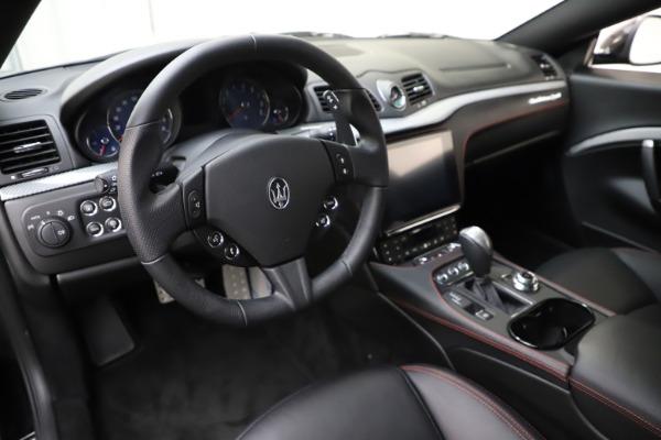 Used 2018 Maserati GranTurismo Sport for sale $99,900 at Bentley Greenwich in Greenwich CT 06830 13