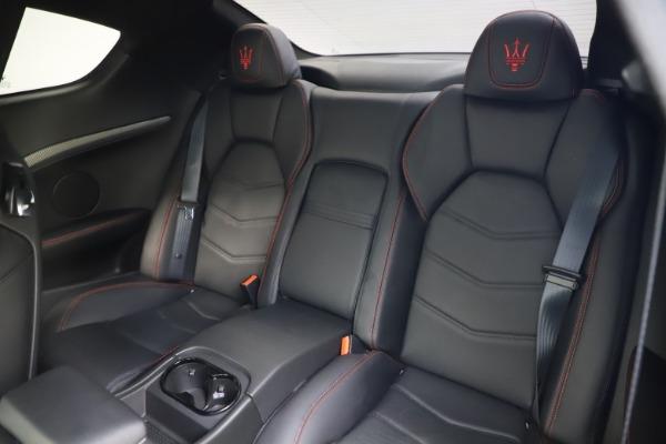 Used 2018 Maserati GranTurismo Sport for sale $99,900 at Bentley Greenwich in Greenwich CT 06830 17
