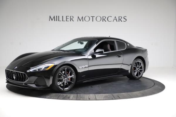 Used 2018 Maserati GranTurismo Sport for sale $99,900 at Bentley Greenwich in Greenwich CT 06830 2