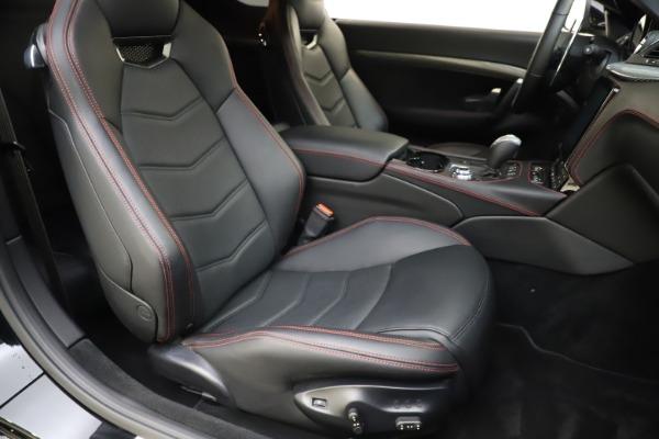 Used 2018 Maserati GranTurismo Sport for sale $99,900 at Bentley Greenwich in Greenwich CT 06830 20