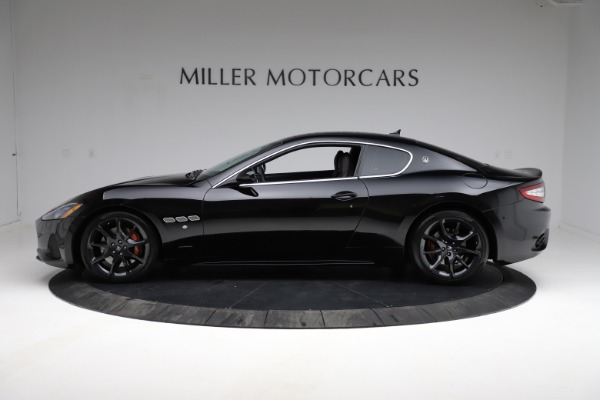 Used 2018 Maserati GranTurismo Sport for sale $99,900 at Bentley Greenwich in Greenwich CT 06830 3