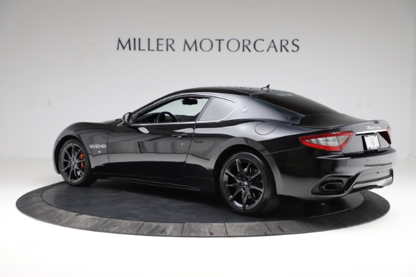 Used 2018 Maserati GranTurismo Sport for sale $99,900 at Bentley Greenwich in Greenwich CT 06830 4