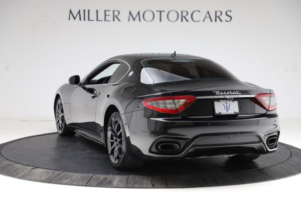 Used 2018 Maserati GranTurismo Sport for sale $99,900 at Bentley Greenwich in Greenwich CT 06830 5