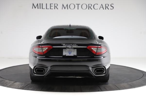 Used 2018 Maserati GranTurismo Sport for sale $99,900 at Bentley Greenwich in Greenwich CT 06830 6