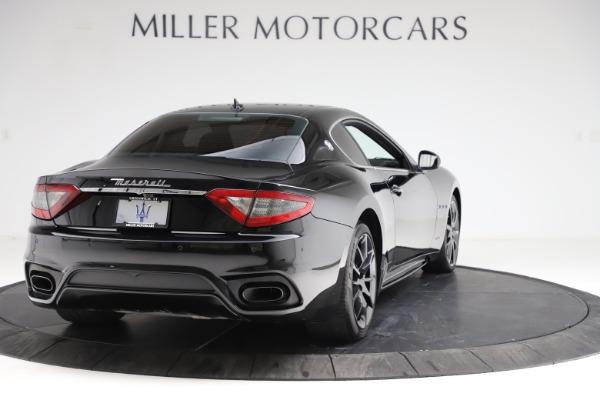 Used 2018 Maserati GranTurismo Sport for sale $99,900 at Bentley Greenwich in Greenwich CT 06830 7