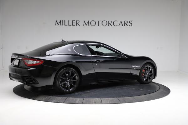 Used 2018 Maserati GranTurismo Sport for sale $99,900 at Bentley Greenwich in Greenwich CT 06830 8