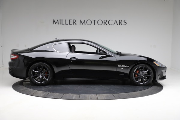 Used 2018 Maserati GranTurismo Sport for sale $99,900 at Bentley Greenwich in Greenwich CT 06830 9