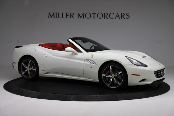 Used 2014 Ferrari California 30 for sale Call for price at Bentley Greenwich in Greenwich CT 06830 10