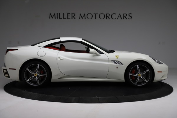 Used 2014 Ferrari California 30 for sale Call for price at Bentley Greenwich in Greenwich CT 06830 15