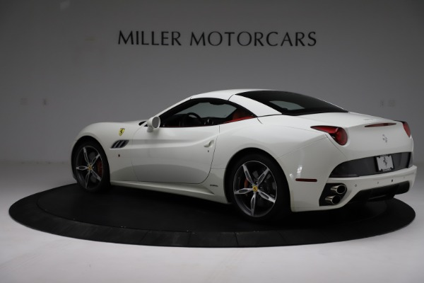 Used 2014 Ferrari California 30 for sale Call for price at Bentley Greenwich in Greenwich CT 06830 18