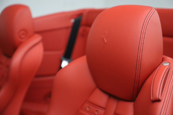 Used 2014 Ferrari California 30 for sale Call for price at Bentley Greenwich in Greenwich CT 06830 23
