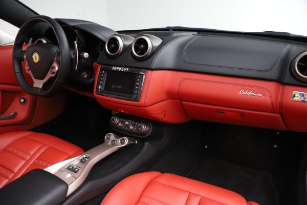 Used 2014 Ferrari California 30 for sale Call for price at Bentley Greenwich in Greenwich CT 06830 26