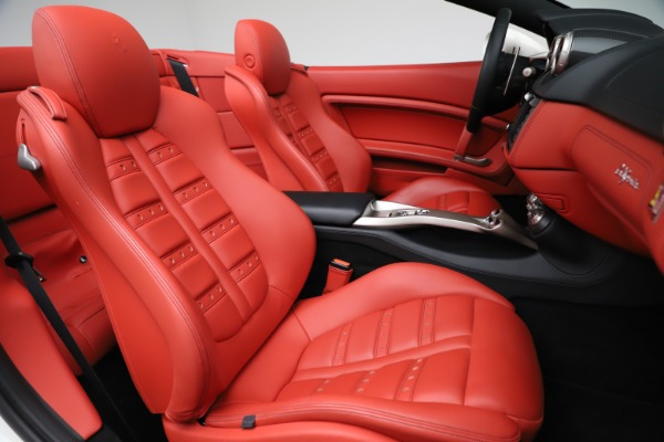 Used 2014 Ferrari California 30 for sale Call for price at Bentley Greenwich in Greenwich CT 06830 27