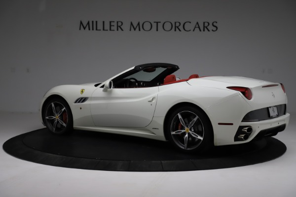 Used 2014 Ferrari California 30 for sale Call for price at Bentley Greenwich in Greenwich CT 06830 4