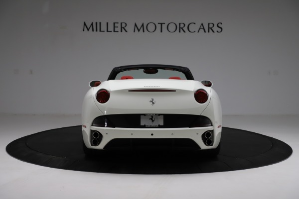 Used 2014 Ferrari California 30 for sale Call for price at Bentley Greenwich in Greenwich CT 06830 6