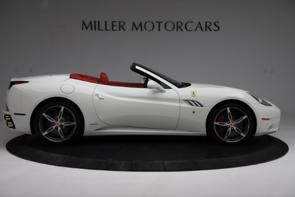 Used 2014 Ferrari California 30 for sale Call for price at Bentley Greenwich in Greenwich CT 06830 9