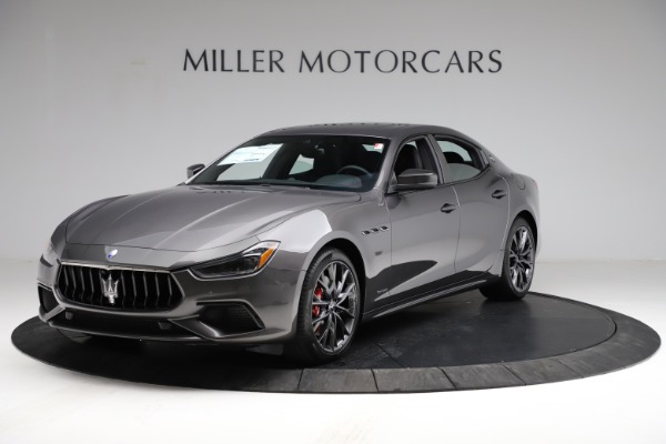 New 2021 Maserati Ghibli S Q4 GranSport for sale $100,285 at Bentley Greenwich in Greenwich CT 06830 2