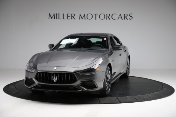 New 2021 Maserati Ghibli S Q4 GranSport for sale $100,285 at Bentley Greenwich in Greenwich CT 06830 1
