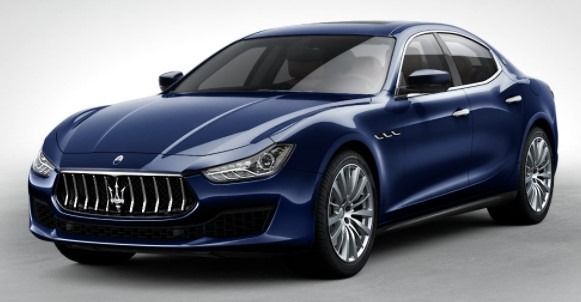 New 2021 Maserati Ghibli S Q4 for sale $86,954 at Bentley Greenwich in Greenwich CT 06830 1