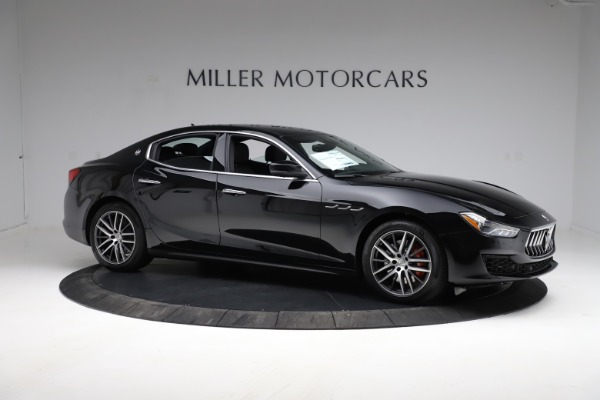 New 2021 Maserati Ghibli S Q4 for sale $86,654 at Bentley Greenwich in Greenwich CT 06830 10