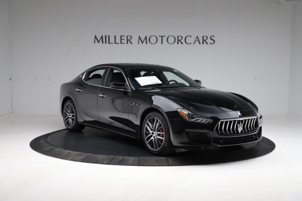 New 2021 Maserati Ghibli S Q4 for sale $86,654 at Bentley Greenwich in Greenwich CT 06830 11