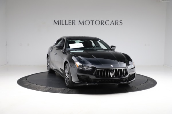 New 2021 Maserati Ghibli S Q4 for sale $86,654 at Bentley Greenwich in Greenwich CT 06830 12