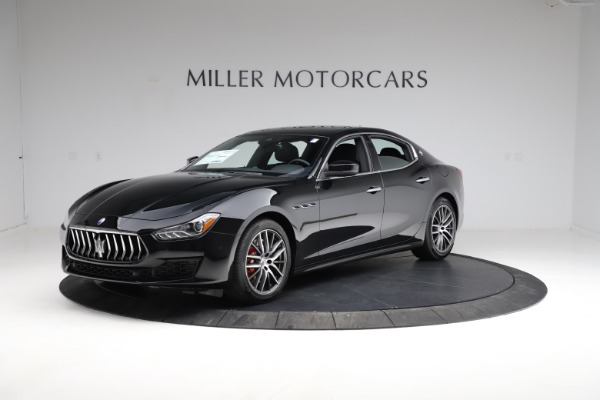 New 2021 Maserati Ghibli S Q4 for sale $86,654 at Bentley Greenwich in Greenwich CT 06830 2