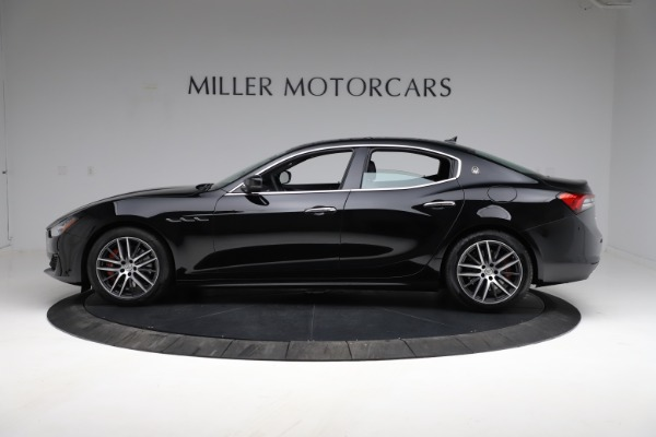 New 2021 Maserati Ghibli S Q4 for sale $86,654 at Bentley Greenwich in Greenwich CT 06830 3