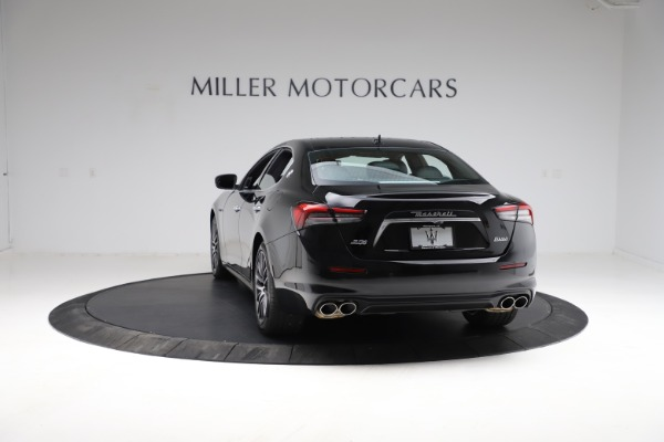 New 2021 Maserati Ghibli S Q4 for sale $86,654 at Bentley Greenwich in Greenwich CT 06830 5