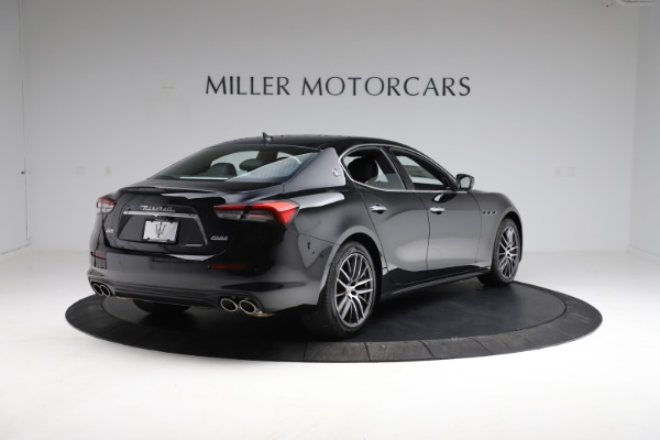 New 2021 Maserati Ghibli S Q4 for sale $86,654 at Bentley Greenwich in Greenwich CT 06830 8