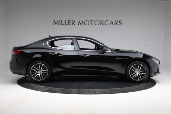 New 2021 Maserati Ghibli S Q4 for sale $86,654 at Bentley Greenwich in Greenwich CT 06830 9