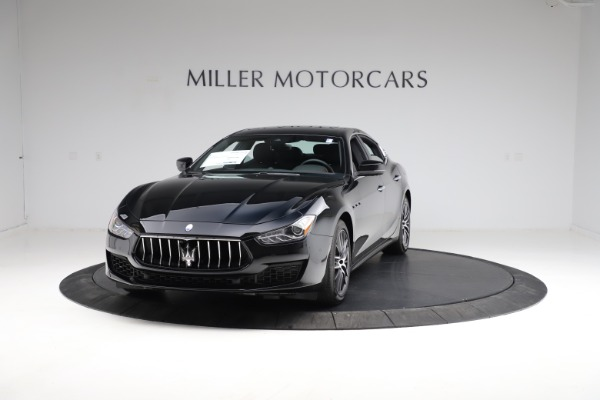 New 2021 Maserati Ghibli S Q4 for sale $86,654 at Bentley Greenwich in Greenwich CT 06830 1