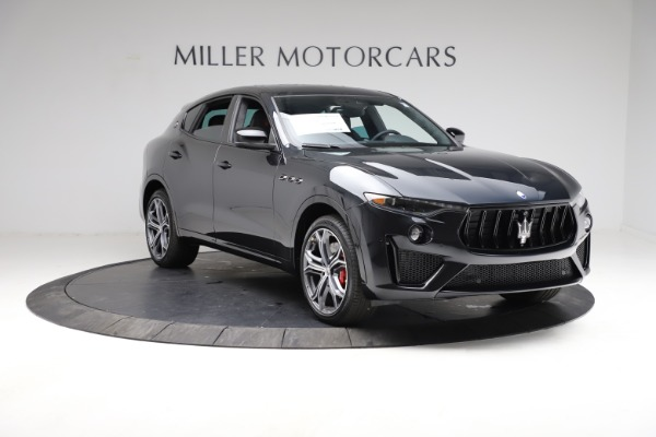 New 2021 Maserati Levante GTS for sale $135,485 at Bentley Greenwich in Greenwich CT 06830 12