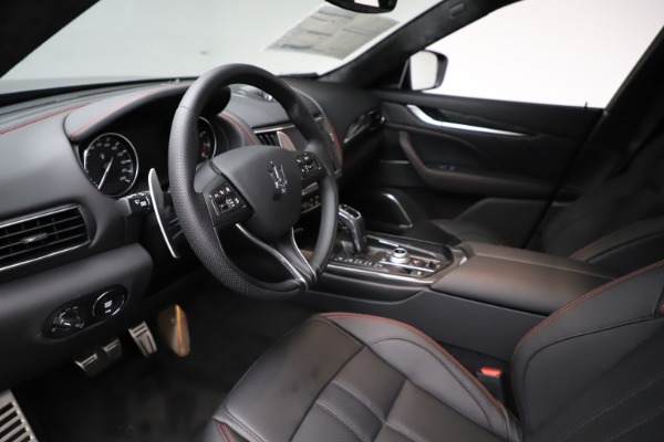 New 2021 Maserati Levante GTS for sale $135,485 at Bentley Greenwich in Greenwich CT 06830 14