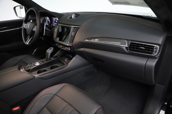 New 2021 Maserati Levante GTS for sale $135,485 at Bentley Greenwich in Greenwich CT 06830 22