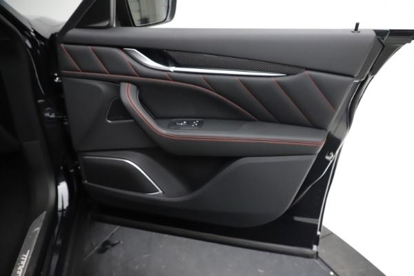 New 2021 Maserati Levante GTS for sale $135,485 at Bentley Greenwich in Greenwich CT 06830 23