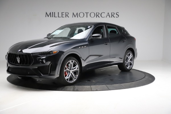 New 2021 Maserati Levante GTS for sale $135,485 at Bentley Greenwich in Greenwich CT 06830 3