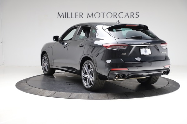 New 2021 Maserati Levante GTS for sale $135,485 at Bentley Greenwich in Greenwich CT 06830 6