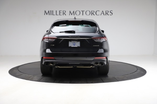 New 2021 Maserati Levante GTS for sale $135,485 at Bentley Greenwich in Greenwich CT 06830 7