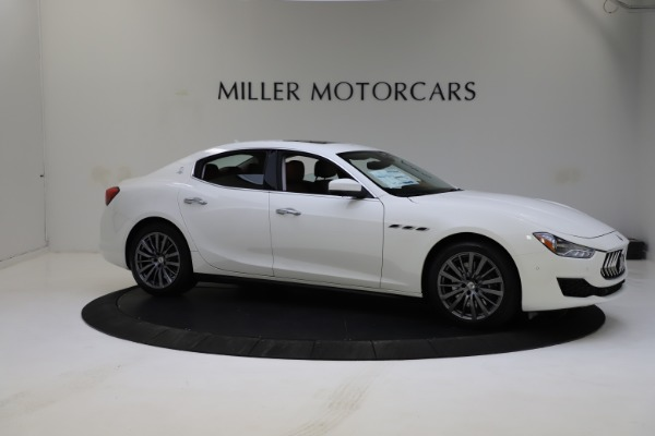 New 2021 Maserati Ghibli S Q4 for sale Sold at Bentley Greenwich in Greenwich CT 06830 10
