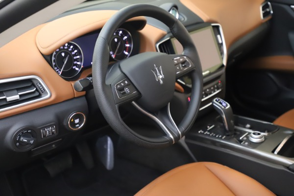 New 2021 Maserati Ghibli S Q4 for sale Sold at Bentley Greenwich in Greenwich CT 06830 13