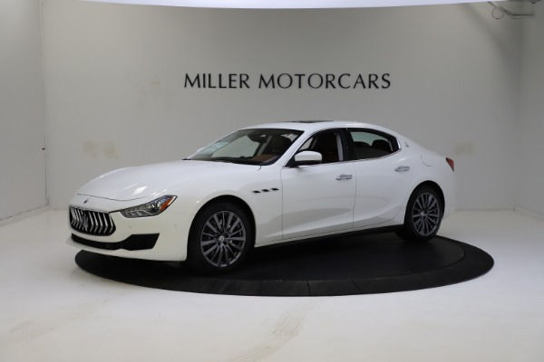 New 2021 Maserati Ghibli S Q4 for sale Sold at Bentley Greenwich in Greenwich CT 06830 2