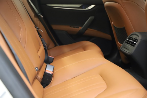 New 2021 Maserati Ghibli S Q4 for sale Sold at Bentley Greenwich in Greenwich CT 06830 20