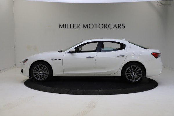 New 2021 Maserati Ghibli S Q4 for sale Sold at Bentley Greenwich in Greenwich CT 06830 3