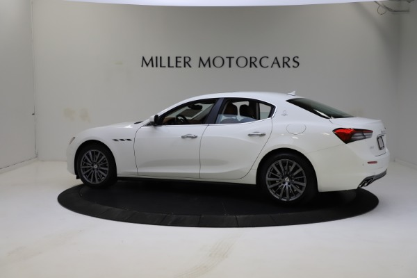 New 2021 Maserati Ghibli S Q4 for sale Sold at Bentley Greenwich in Greenwich CT 06830 4