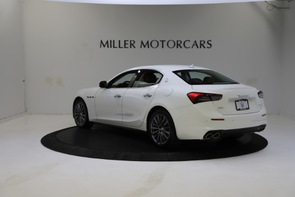 New 2021 Maserati Ghibli S Q4 for sale Sold at Bentley Greenwich in Greenwich CT 06830 5