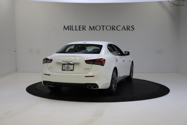 New 2021 Maserati Ghibli S Q4 for sale Sold at Bentley Greenwich in Greenwich CT 06830 7